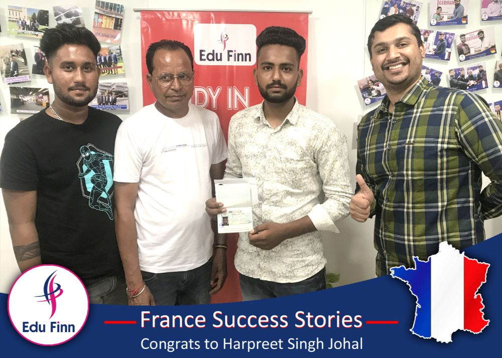 France Study Visa Consultants in Amritsar
